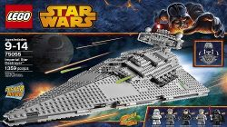 DestructorLego Star Wars 6211