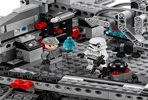 Oferta Star destroyer Lego 75055 star Wars
