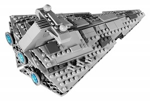 nave lego 8099